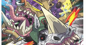Bebop and Rocksteady Hit the Road