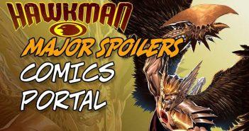 Hawkman returns