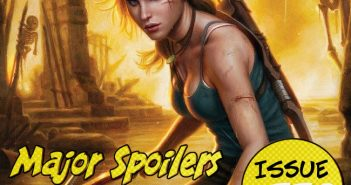 Major Spoilers Podcast #770 Tomb Raider Season of the Witch Gail Simone
