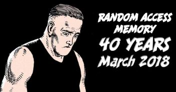 Random Access Memory March 2018