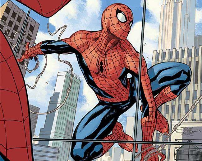 Terry Dodson Amazing Spider-Man #800 variant