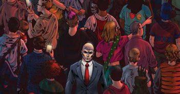 Agent 47: Birth of Hitman #5