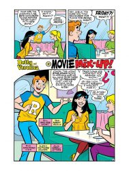 Betty and Veronica Friends Forever #1: At The Movies