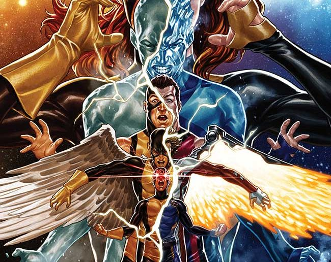 Extermination X-Men Marvel