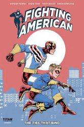 Fighting American #3