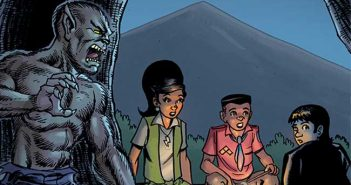 Ghoul Scouts Volume 2: I Was A Teenage Werewolf #2