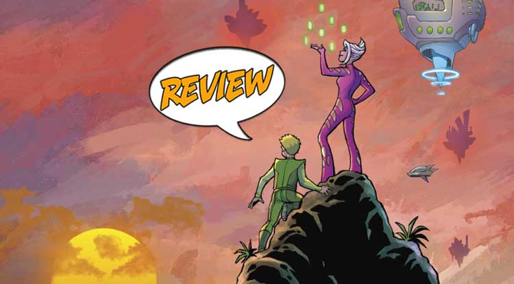 The Jetsons #6 Review