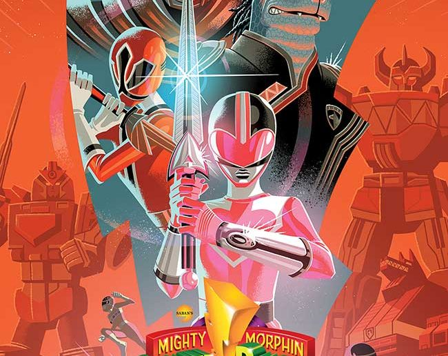 Mighty Morphin Power Rangers Annual 2018 #1