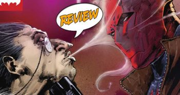 Red Hood and the Outlaws #28 Review