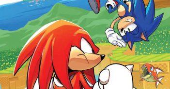 Sonic the Hedgehog #3