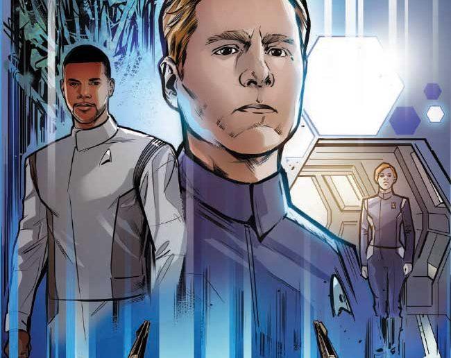 Star Trek Discovery Annual 2018