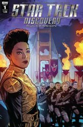 Star Trek: Discovery: Succession #1