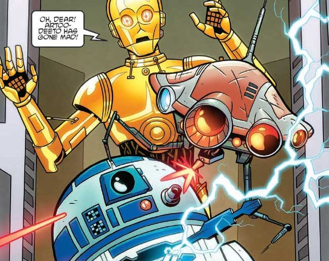 Star Wars Adventures #9