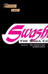 Swashbucklers: The Saga Continues #1