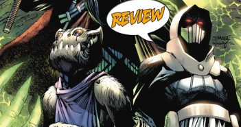The Immortal Men #1 Review
