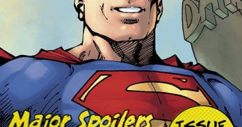 Major Spoilers Podcast #1000 Action comics #1000