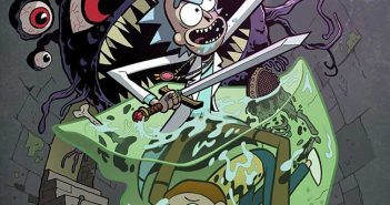 Rick and Morty and Dungeons and Dragons