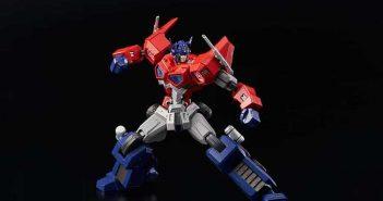 Optimus Prime (Attack Mode) Furai Model Kit