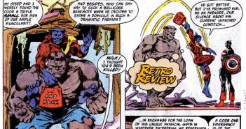 Avengers Annual #17 REview