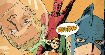 Black Hammer Age of Doom #2 Review