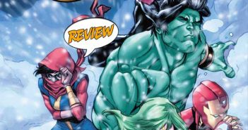 Champions #20 Review