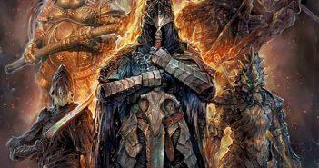 Dark Souls: Age of Fire #1