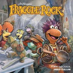 Jim Henson's Fraggle Rock #1