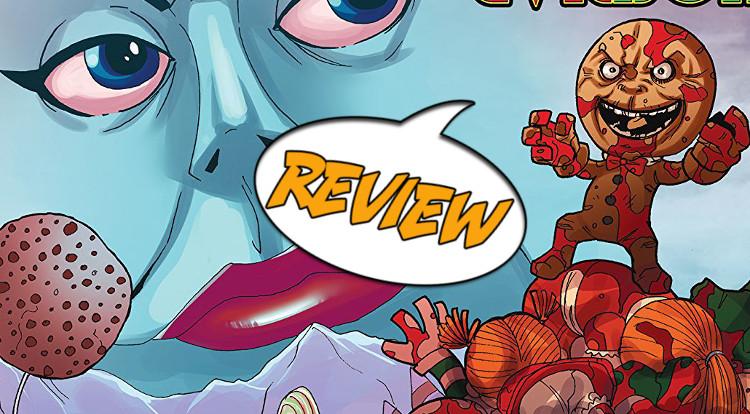 The Gingerdead Man Meets Evil Bong #2 Review