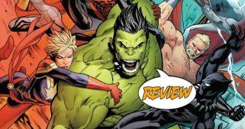 Incredible Hulk #706 Review