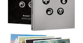 Magic: The Gathering Concepts and Legends