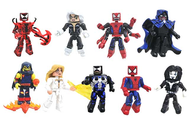 Marvel Minimates Series 76