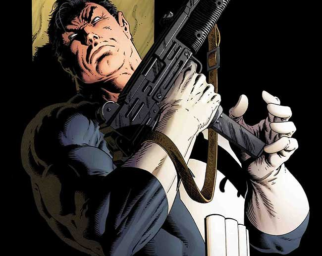 Mike Zeck Punisher #1 variant cover
