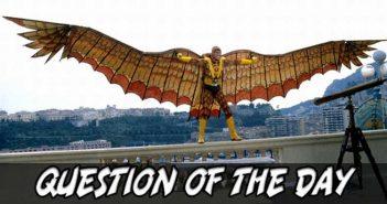 First Superhero Movie QOTD