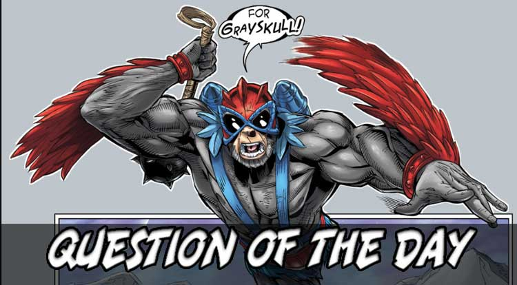 Weird Action Figure Question of the Day