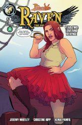 Princeless: Raven, The Pirate Princess Year 2 #7