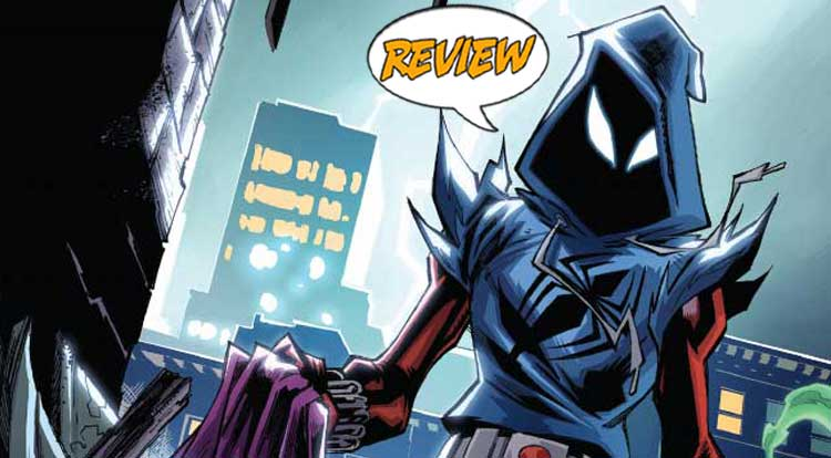 Ben Riley Scarlet Spider #18 Review