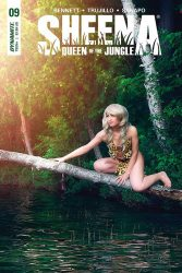 Sheena: Queen of the Jungle #9