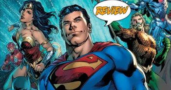 Man Of Steel #1 Feature