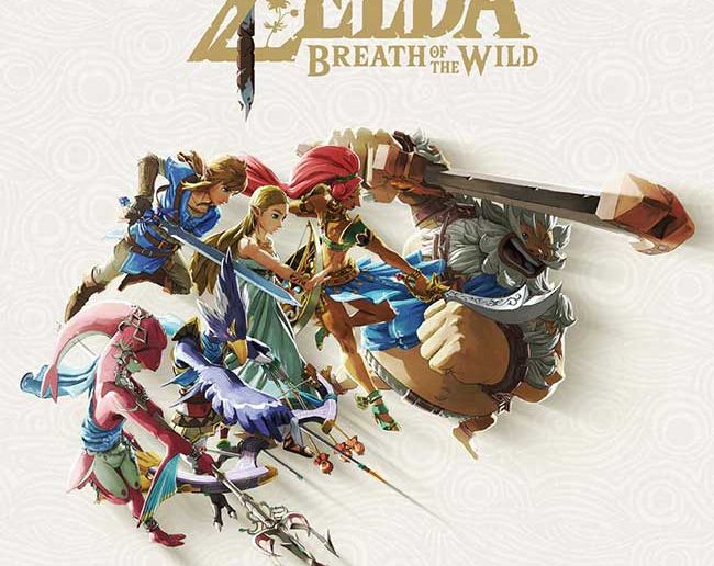The Legend of Zelda™: Breath of the Wild—Creating a Champion