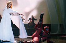 Celine Dion Ashes Deadpool 2