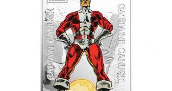 Captain Canuck Coin