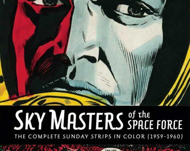 Skymastes Amigo Comics for August 2018