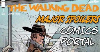Walking Dead Day Comics Portal