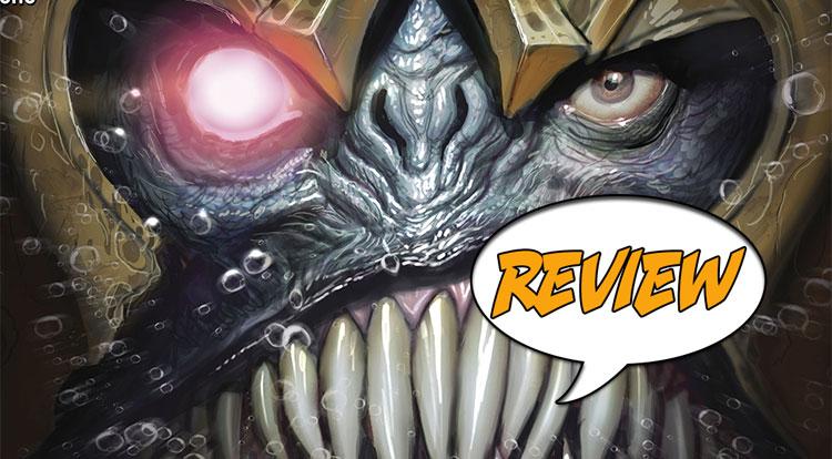 Aquaman #37 Review
