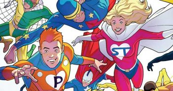 Archie's Superteens vs. Crusaders #1