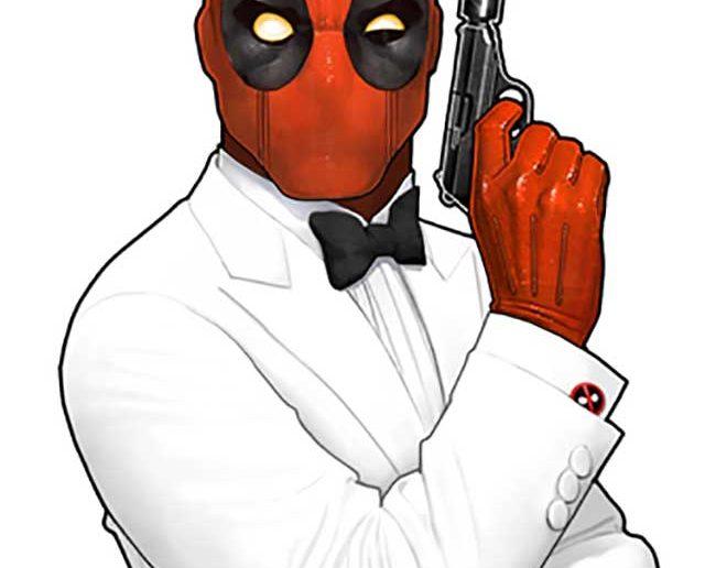 Deadpool; Secret Agent Deadpool