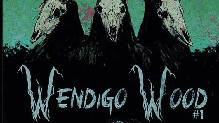Afterlight, Cryptids, horror, Wendigo, British