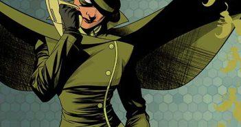 Green Hornet #4