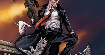 Agent 37: Birth of the Hitman #6