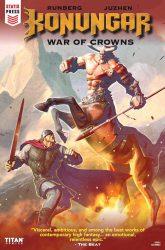 Konungar: War of Crowns #1